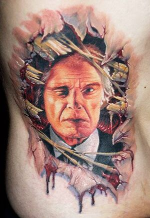 Episode 149 paranoia the flop house wiki fandom for Mobile tattoo artist