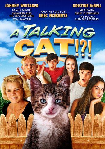 File:A Talking Cat poster.jpg