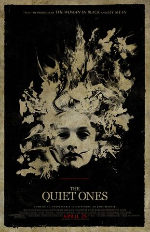 File:The Quiet Ones poster.jpg
