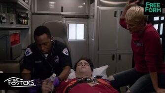The Fosters 4x11 Sneak Peek Jesus and Stef Head to the Hospital Freeform