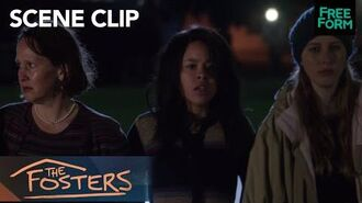 The Fosters Season 5, Episode 1 Jude Stands Up For Mariana Freeform