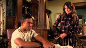The Fosters - 3x16 Sneak Peek AJ & Callie Mondays at 8pm 7c on Freeform!