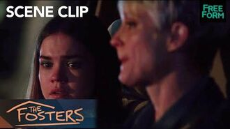 The Fosters Season 5, Episode 1 Stef Has a Serious Talk With Callie Freeform