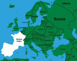 Rennes Empire Location