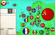 Map Of Europe 1939 by Frezzy Mapper