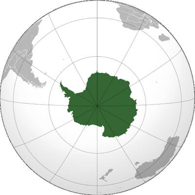 Antartica stronk