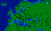 Map of Europe (Created by FenekMapping & Games)