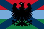 Updated Alboserbia flag 2180