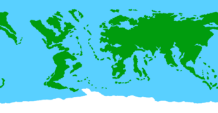 Earth 100 million years into future