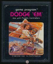 Dodge 'Em Cart
