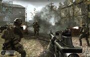 Call Of Duty 4 - Modern Warfare Gameplay