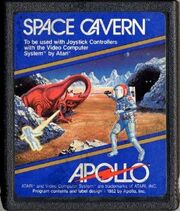 Space Cavern Cart