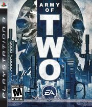 Army Of Two PS3 Box Art