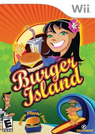 Burger Island Box Art