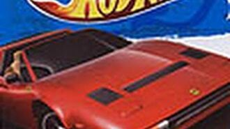 Classic Toy Room - FERRARI 308 GTS Hot Wheels review