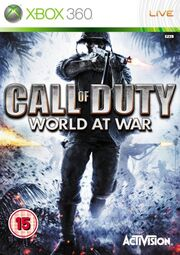 Call of Duty - World at War Box Art