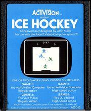 Ice Hockey Cart