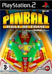 Gottlieb Pinball Hall Of Fame Box Art