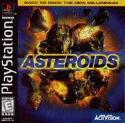 Asteroids PS1 Box Art