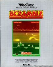 Scramble Box Art