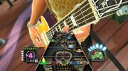 Guitar Hero Aerosmith Gameplay