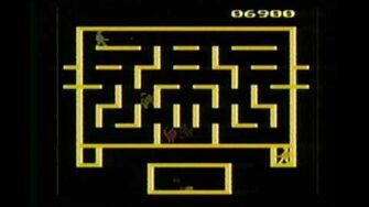 Classic Game Room HD - WIZARD OF WOR for Atari 2600 review