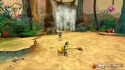Ice Age 3 Dawn Of The Dinosaurs 360 Gameplay