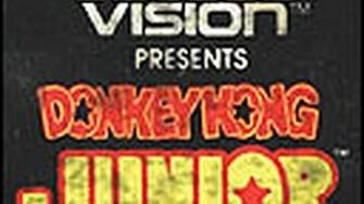 Classic Game Room HD - DONKEY KONG JUNIOR for ColecoVision