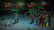 The Warriors Street Brawl Gameplay