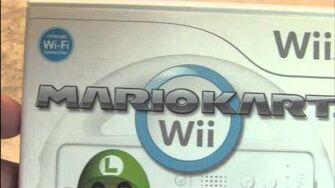 CGR Packaging Review - MARIO KART Wii Packaging and Artwork
