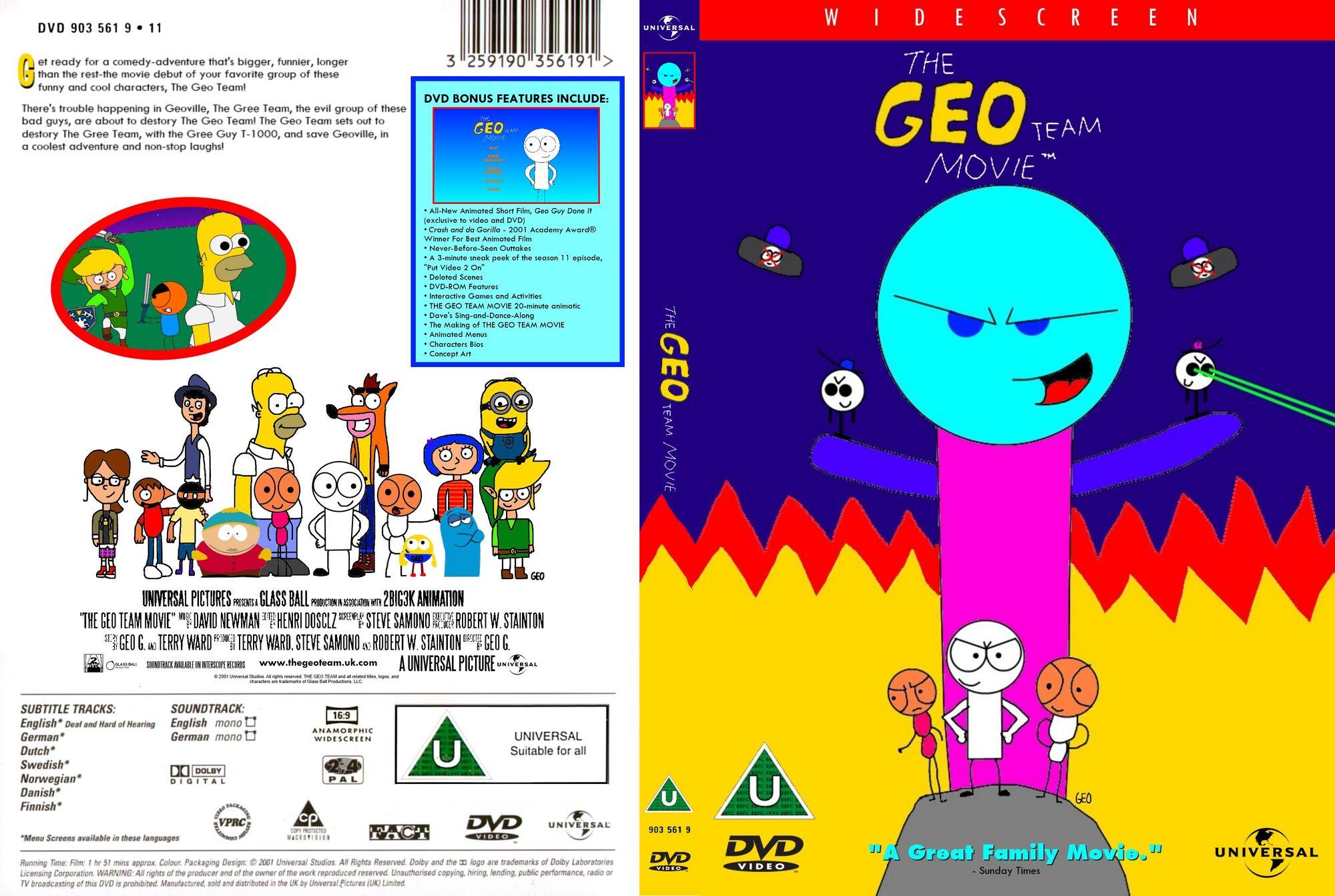The Geo Team Wiki – Dibujos Para Colorear