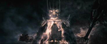 Sauron Explode