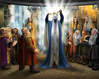 Thingol and Dwarves