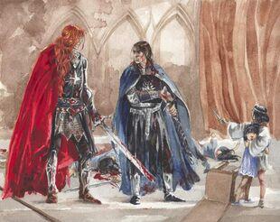 Catherine Karina Chmiel - And Maglor took pity upon them