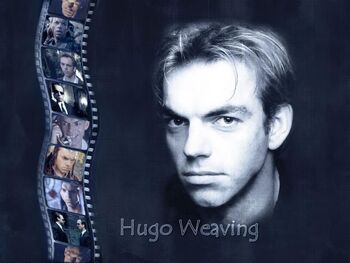 Hugo Weaving