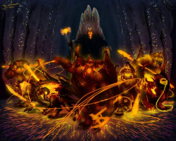 File:The balrogs of morgoth by thylacinee-d5pl60x.png
