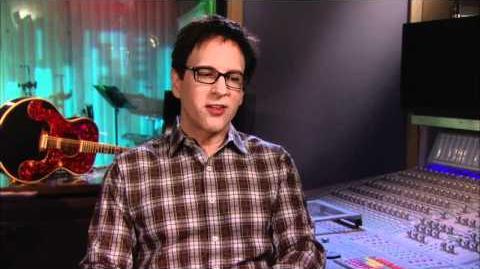 The Glee Project! Robert Ulrich Interview!