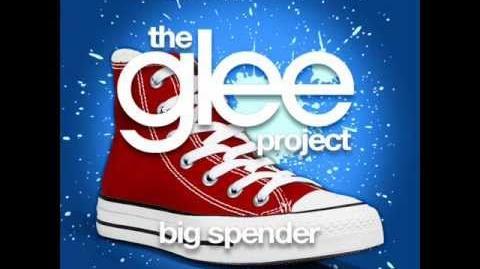 The Glee Project - Big Spender (LYRICS)