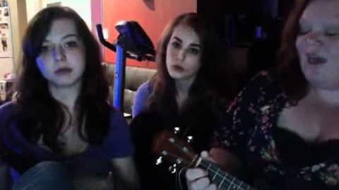 Hannah, Marissa, and Brege a.k