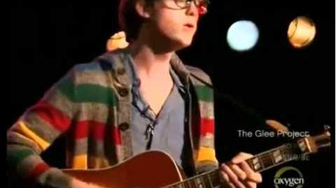 Cameron Mitchell's Audition for The Glee Project- Love Can Wait