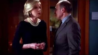 The Good Wife 5x17 Promo 'A Material World' Season 5 Episode 17