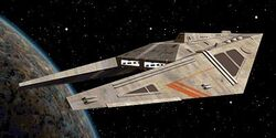 Liberator cruiser