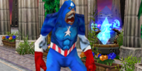Dranai Captain America (Model)