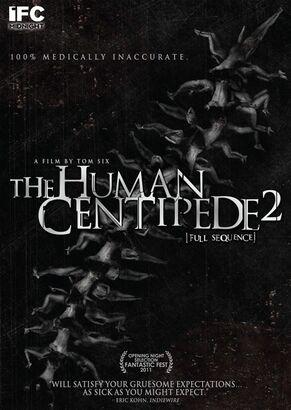 The-Human-Centipede-2 poster