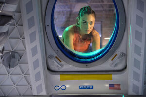 The 100 - DNR pic 1 - Raven
