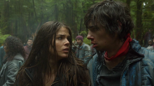 We Are Grounders (Part 1) 047 (Jasper and Octavia)