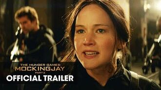 """The Hunger Games Mockingjay Part 2 Official Trailer – """"We March Together"""""""