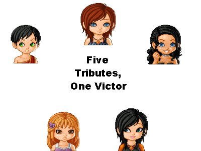 File:Five Tributes, One Victor.jpg