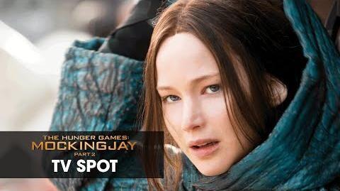 """The Hunger Games Mockingjay Part 2 Official TV Spot – """"Final Battle"""""""
