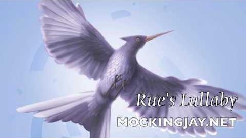 Rue's Lullaby Version 2 - No Autotune - The Hunger Games by Suzanne Collins